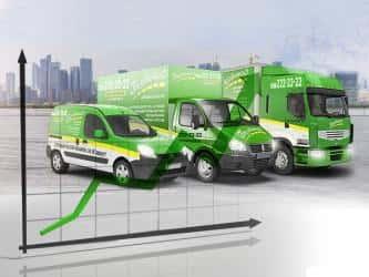 """Сервис """"ГрузовичкоФ"""" фиксирует резкое увеличение заказов на перевозки B2B клиентов"""