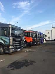 «ГрузовичкоФ» стал участником премьеры нового поколения Scania