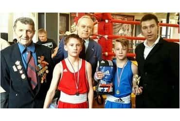 «ГрузовичкоФ» поддержал Всероссийский турнир по боксу