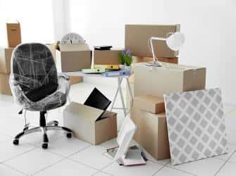 Как перевезти офис: тонкости успешной организации переезда
