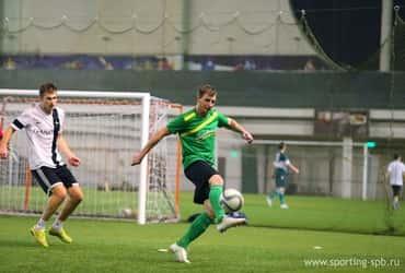 «ГрузовичкоФ» вышел в полуфинал Объединенной спортинг-лиги