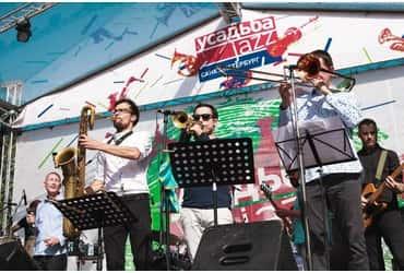 «ГрузовичкоФ» поддержал фестиваль «Усадьба Jazz»