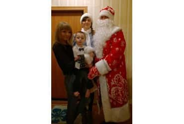Дед Мороз поздравил «ГрузовичкоФ» с Новым Годом
