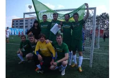 «Грузовичкоф» возродил футбольную команду