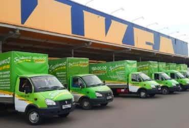 «Первый БИТ» и «ГрузовичкоФ» обеспечат доставку из интернет-магазина ИКЕА с соблюдением международных стандартов