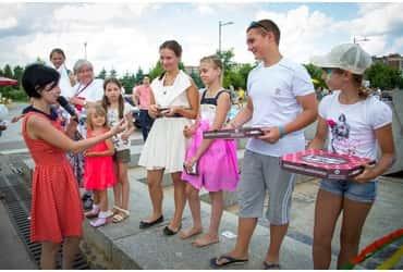 «ГрузовичкоФ» на фестивале воздушных змеев «Летать Легко»