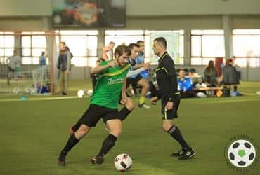 ФК «ГрузовичкоФ» стал победителем в четвертом туре Premier Football Cup