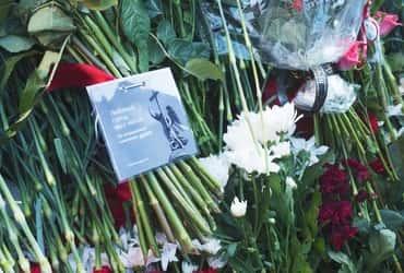 Сотрудники «ГрузовичкоФ» приняли участие в общегородской акции памяти жертв теракта 3 апреля