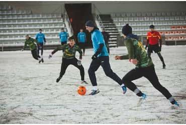 «ГрузовичкоФ» вышел с победой в очередном туре новогодней «Золотой лиги»