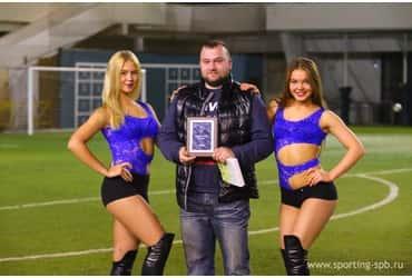 «ГрузовичкоФ» установил рекорд осенней Спортинг-лиги