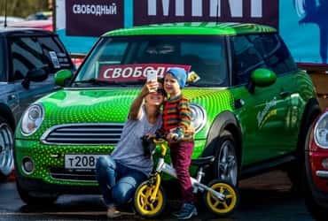 «ТаксовичкоФ» и «ГрузовичкоФ» поддержали #МиниФестиваль