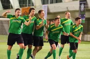 Команда «ГрузовичкоФ» стала чемпионом Зимнего чемпионата Петербургской ассоциации любительского футбола