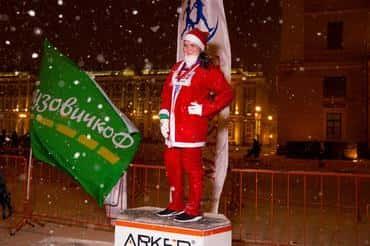 «ГрузовичкоФ» стал главным логистическим партнером забега Дедов Морозов