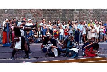 «ГрузовичкоФ» помог устроить рыцарский турнир