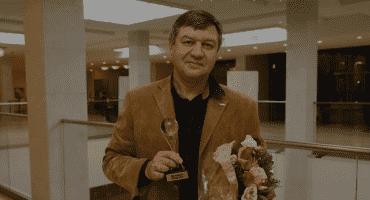 Руководитель «ГрузовичкоФ» в Новосибирске стал «Человеком года» в сфере транспорта и логистики