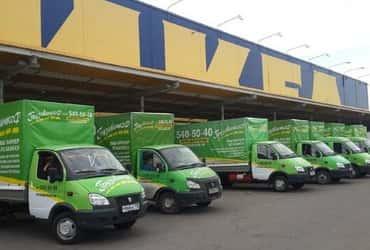 «ГрузовичкоФ» организовал службу доставки