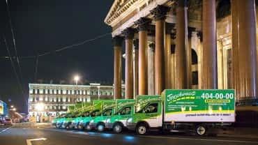 Компания «ГрузовичкоФ» получила очередную партию новых грузовых автомобилей