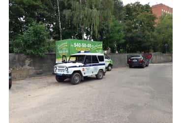 Украденный автомобиль «ГрузовичкоФ» нашли быстро