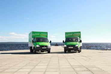 Петрозаводский предприниматель запустил в регионе федеральный бренд грузоперевозок