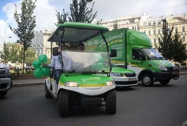 «ГрузовичкоФ» и «ТаксовичкоФ» за экологичное передвижение