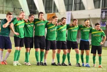 «ГрузовичкоФ» преодолел полуфинал зимней Спортинг-лиги
