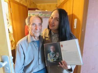 Компания «ГрузовичкоФ» поздравила ветеранов с Днём Победы