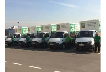 Сеть гипермаркетов «Твой дом» в Москве передала доставку в руки компании «ГрузовичкоФ»