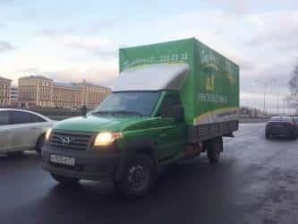 «ГрузовичкоФ» тестирует новую модель Ульяновского автозавода