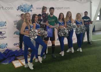Футбольная команда «ГрузовичкоФ» заняла II место на «Кубке Звезды Детям 2018»
