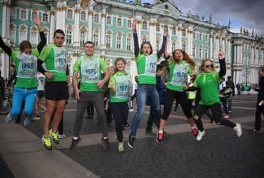«ГрузовичкоФ» и «ТаксовичкоФ» пробежали «Кросс Наций»