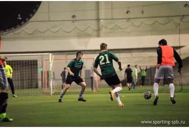 «ГрузовичкоФ» вышел в четвертьфинал объединенной Спортинг−лиги