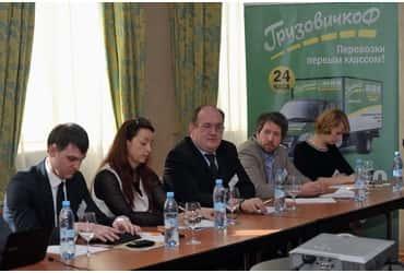 «ГрузовичкоФ» на форуме «Точки Роста Северо-Запада»