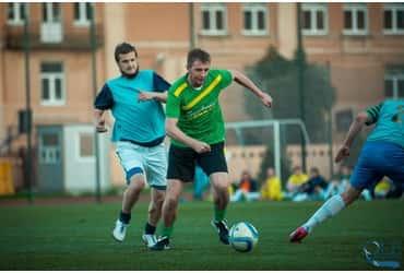 «ГрузовичкоФ» вышел в четвертьфинал отборочного этапа кубка России по футболу