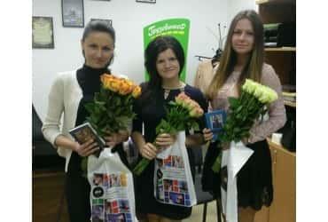 Победителей конкурса поэзии наградили призами