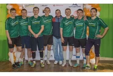 Кубок «Лиги Победителей» снова у «ГрузовичкоФ»