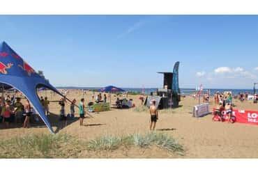 Beach Games 2014 состоялись при поддержке «ГрузовичкоФ»