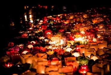 «ГрузовичкоФ» и «Фестиваль Водных Фонариков» зажгли мечты