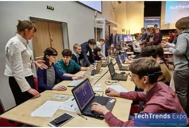 Новейшие гаджеты и технологии на TechTrends Expo-2015