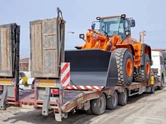 Перевозка строительной техники: как решить проблемы с транспортировкой