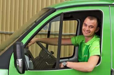 Прогноз работы: водитель
