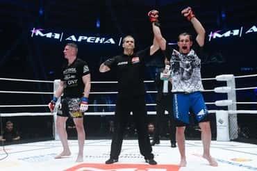 «ГрузовичкоФ» доставил ринг для международного турнира по единоборствам